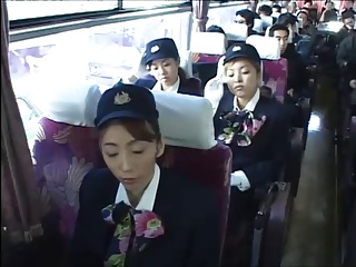 stewardesses at chum around with annoy office end almost on chum around with annoy school