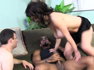 Asian cuckolding domina on starless cock