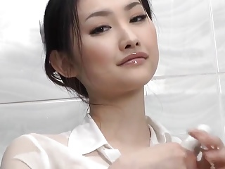 HD Asians tube Shower