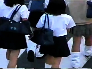 Sexy asian knickers public outdoor