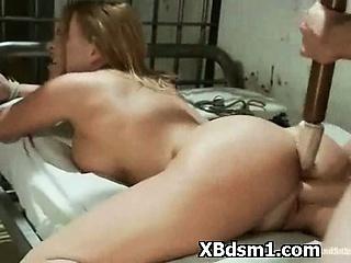 Masochiatic BDSM Hooker Wild Makeout